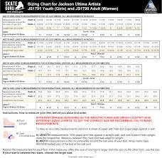 Details About Jackson Ultima Artiste Womens Girls Figure Skates Js1790 Js1791