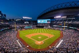 T Mobile Park Seattle Mariners Ballpark Ballparks Of Baseball