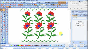 Embroidery Design App How To Create Embroidery Design In Wilcom E2 Software Easily