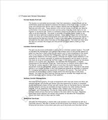 example of a business plan photography business plan template 13 free sample example