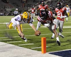 Previewing The 2012 Lsu Football Depth Chart The Offense