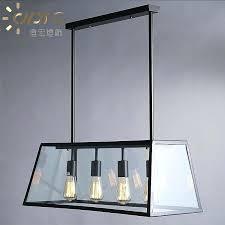 rectangular glass chandelier pendant designs rectangle metal and