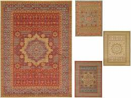 traditional persian design area rug oriental carpet palace style large small