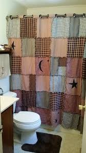 primitive shower curtain free by primandclutter on more