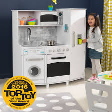 Play Kitchen With Lights And Sounds Large Play Kitchen With Lights Sounds White