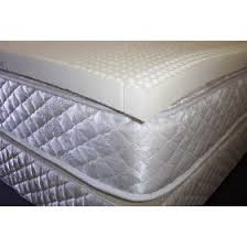 thick mattress pad. Natural Latex Mattress Toppers 2 Thick Pad D