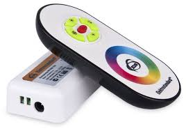 Купить Контроллер для <b>светодиодов</b> Elektrostandard RF RGB 18A ...