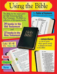 Trend Enterprises Using The Bible Learning Chart Kid