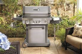 grill viking 1 series rvbq130ss outdoor view