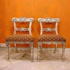 white metal furniture. Silver Or White Metal Inland Chairs Furniture F