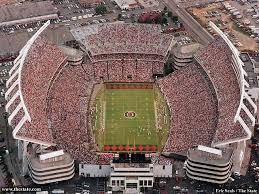 William Brice Stadium Carolina Gamecocks Football