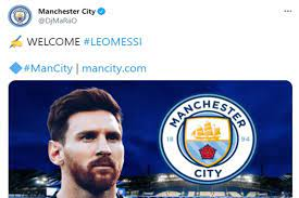 Lionel Messi Barcelona Contract   Twitterverse React as Lionel Messi  Becomes Free Agent For First Time After Barcelona Contract Expires