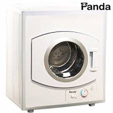 haier portable dryer. panda portable compact cloths dryer apartment size 110v stainless steel drum see through window8.8lbs haier