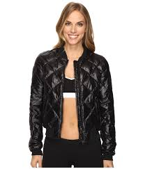alo idol er jacket black women s coat