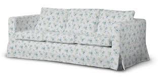 floor length karlanda 3 seater sofa cover in collection mirella fabric 141