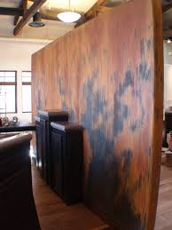 Modern Masters Metal Effects Rush Wall Finish for Twist Studio Spa by Tamra  Cook