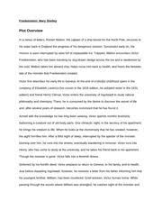 engl introduction to literary traditions and 5 pages frankenstein final review