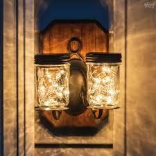 solar mason jar lights diy outdoor solar lights upcycled mason jar solar lights
