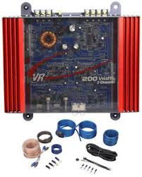 vr3 vra2 0 100 watt rms 200 watt peak 2 channel car amplifier image is loading vr3 vra2 0 100 watt rms 200 watt