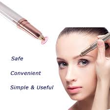 China 2020 <b>New Design</b> USB Rechargeable <b>Electric Eyebrow</b> ...