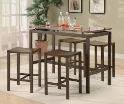Granite Kitchen Table And Chairs High Top Kitchen Table Sets Top High Top Dining Table Round Table