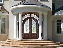 elegant front doors. Exellent Elegant Inspiring Elegant Front Entry Doors With Exellent Door  With Black And White Paint Intended