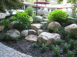Innovative Large Rock Landscaping Ideas 1000 Ideas About Landscaping With  Rocks On Pinterest