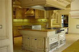 spanish gold marble kitchen countertop