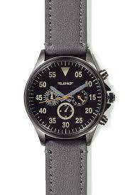 aviator watch cotton on men khaki black aviator watch