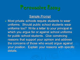 california state writing test ppt video online persuasive essay sample prompt