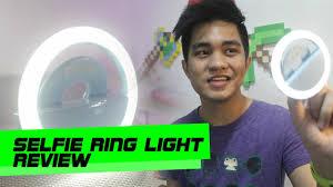 Best <b>Selfie Ring Light</b> Review - YouTube
