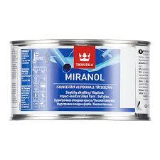 <b>Эмаль алкидная</b> Tikkurila <b>MIRANOL A</b> глянцевая 0,225 л — купить ...