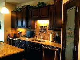 under cabinet rope lighting. Brilliant Under Above Cabinet Lighting Exceptional Kitchen Cabinets  Intended Under Cabinet Rope Lighting