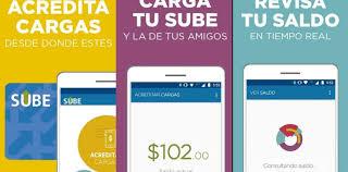 Saldo Com Lanzan Una App Que Permite Acreditar La Carga De La Sube Apoyando La