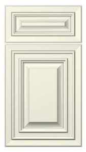 antique cabinet doors. florence door style :: painted antique white #kitchen #cabinets #doors cabinet doors c