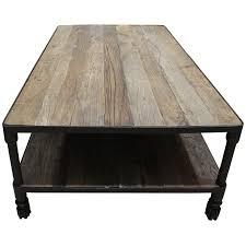 Viyet Designer Furniture Tables Restoration Hardware Dutch Coffee Table  Ideas Restoration Hardware Dutch Industrial Coffee Table