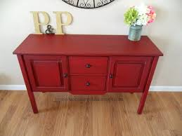 painted red furniture. best 25 red chalk paint ideas on pinterest painted furniture companies and american company u