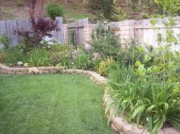 Cheap Landscape Edging Border Gardens Ideas