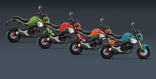 2019 Honda Grom Review Specs New Changes 125 Cc Mini