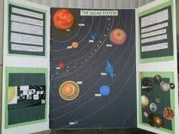 best solar system images school projects solar  marc s solar system project for 3rd grade