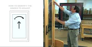 cool sliding patio door adjustment images exterior ideas hinge