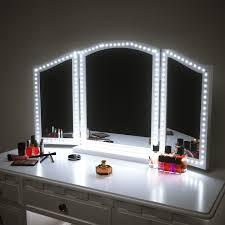 Led Vanity Mirror Light Kit For Makeup Hollywood Dressing W