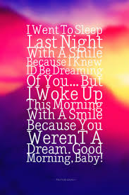 Dreaming Of You Love Quotes Best of Cute Romantic Good Morning Wishes Images TheFreshQuotes