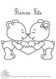 Coloriages Dessin Pour Papa Et Maman