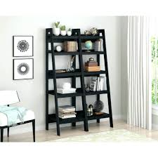 Crate And Barrel Sawyer Leaning Bookcase Craigslist Desk. Ikea Leaning  Bookcase Uk Ladder Shelf Black Crate And Barrel ...