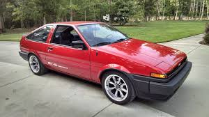 Daily Turismo: 14k Miles: 1987 Toyota Corolla GT-S AE86