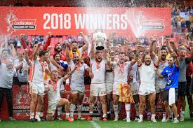 Catalans Make History After Stunning Warrington To Win Ladbrokes ...