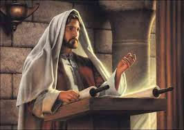 Image result for jesus preaching