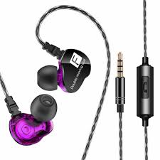 Portable New 2020 <b>Qkz Ck9</b> In Ear <b>Earphone Earphone</b> Music ...