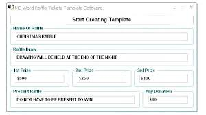 2 part raffle tickets free printable holiday raffle tickets download them or print